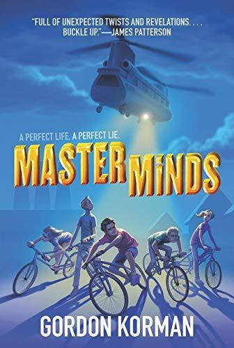 Masterminds (Masterminds, 1)