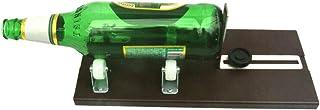 Glass Bottle Cutter Antirust Wine Bottles Cutter Accessories Tool Kit Gloves Fixing Rubber Ring for Cutting Wine Beer Liquor Soda Mason Jars