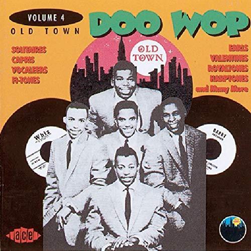 Old Town Doo Wop, Volume 4 Alabama