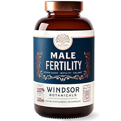 Male Fertility Supplement by Windso…