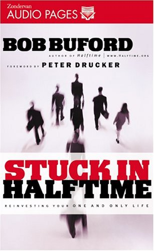 Stuck in Halftime  By  cover art