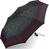 Esprit Parapluie de poche Easymatic Light Gradient Dots