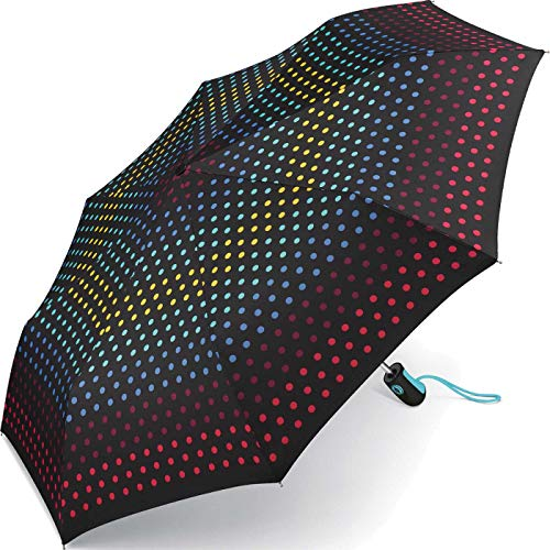 Esprit Taschenschirm Easymatic Light Gradient Dots