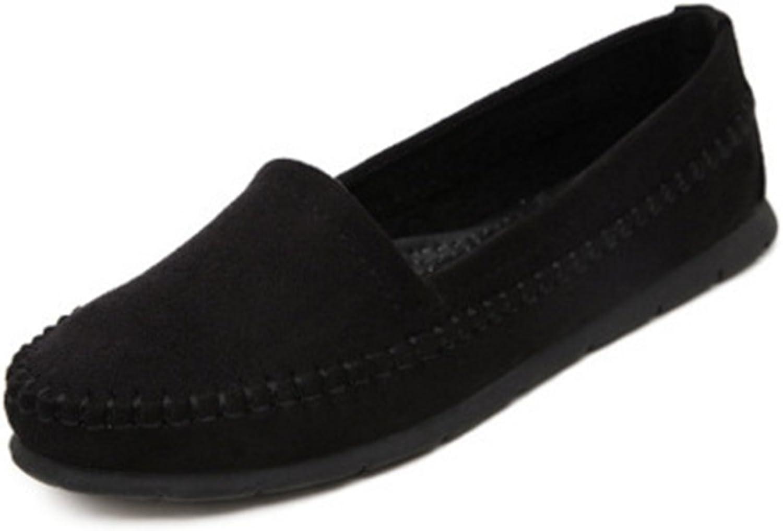 Xiaoyang Round Toe Ballet Flats Ballerina shoes