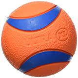 Chuckit! Ultra Balls X-Large - 1 Count - (3.5' Diameter) - Pack of 3