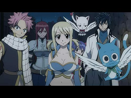 Chapter.1 劇場版FAIRY TAIL -鳳凰の巫女-