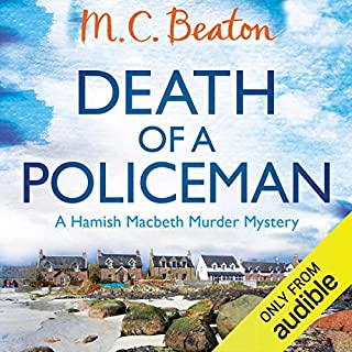Death of a Policeman cover art