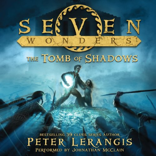 The Tomb of Shadows audiobook cover art