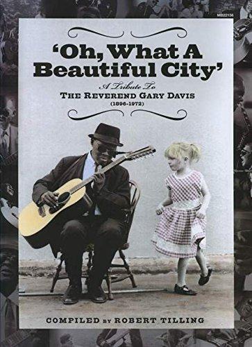 A Tribute to Reverend Gary Davis: #F# Noten, 2TC, Biografie