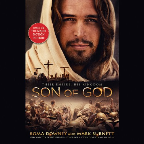 Son of God audiobook cover art