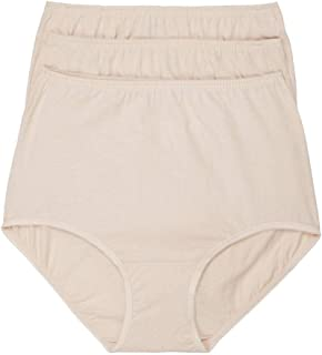 Vanity Fair Women's Perfectly Yours Classic Cotton Brief Panty 15319