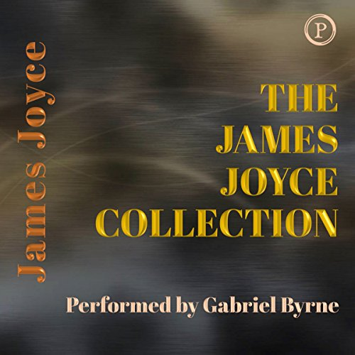 The James Joyce Collection audiobook cover art