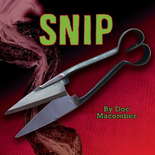 Snip audiobook cover art