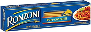 Ronzoni Perciatelli Macaroni 16 Oz. Pack Of 3.