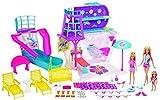 Barbie Cruise - Juego de 3 muñecas y 28 accesorios, diseño de barco