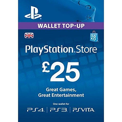 Sony 262425 Psn-Kaart Voor Ps3/Vita/Ps4 (Ps3)