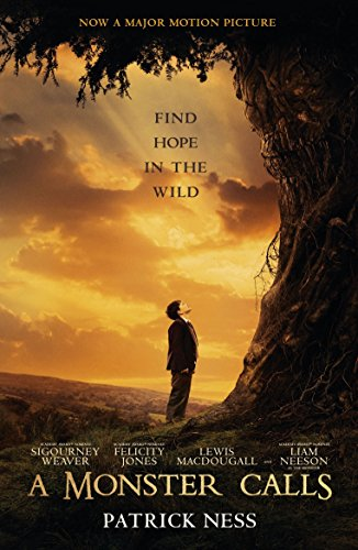 A Monster Calls: Illustrated Paperback by [Patrick Ness]