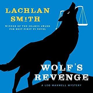 Wolf's Revenge audiobook cover art