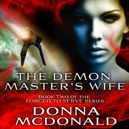 The Demon Master's Wife audiobook cover art