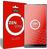 ZenGlass Flexible Glas-Folie kompatibel mit Umidigi Crystal Panzerfolie I Bildschirm-Schutzfolie 9H I (Kleiner Als Das Gewölbte Bildschirm)