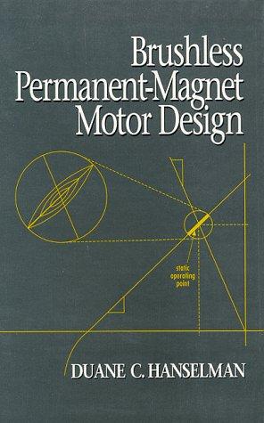 Brushless Permanent-Magnet Motor Design