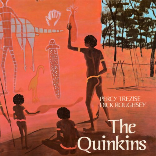 The Quinkins  audiobook cover art