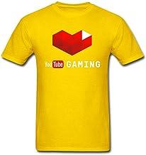 XingL Men's You Tube Gmaing Youtuber Design T Shirt