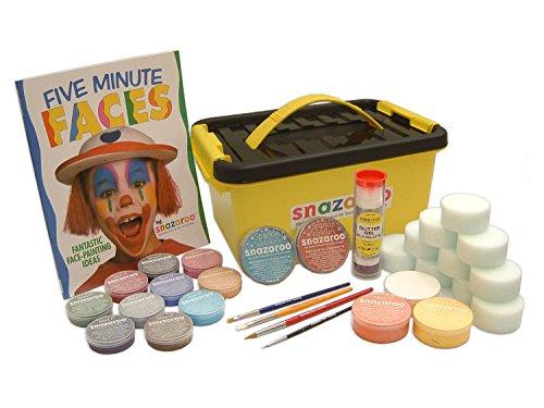 Pro Face Paint Kit
