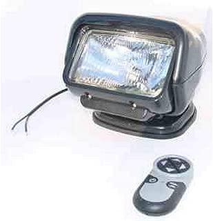 Golight Stryker GL-3051-F 12 volt remote control flood light with handheld remote control - black