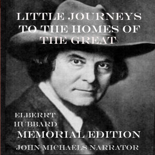 Little Visits to the Homes of the Great, Memorial Edition audiobook cover art