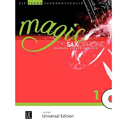 Magic Saxophone - Die Tenorsaxophonschule /m.CD