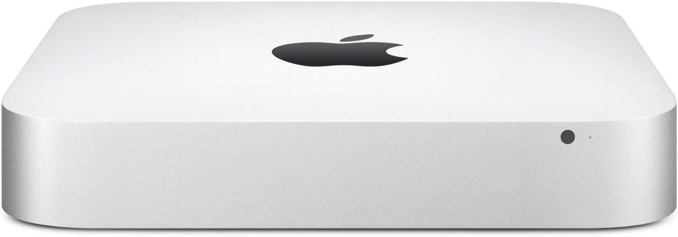 Apple Mac Mini, 1.4GHz Intel Core i5 Dual Core, 8GB RAM, 1TB Solid State Hybrid Drive, MacOS 10.12 Sierra (Certified Refurbished)