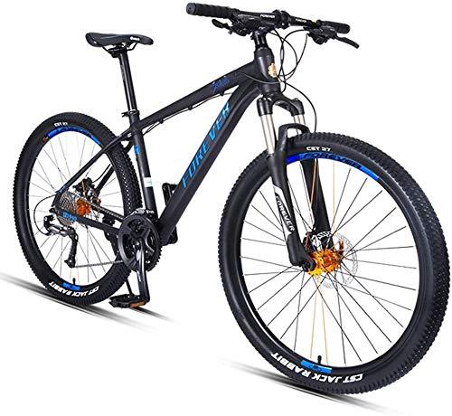 27.5 Inch Mountain Bikes, Adult 27-Speed Hardtail Mountain Bike, Aluminum Frame, All Terrain Mountain Bike, Adjustable Seat