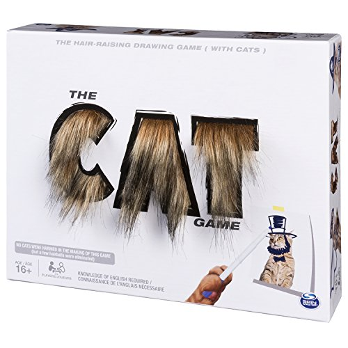 Spin Master Games The Cat Game