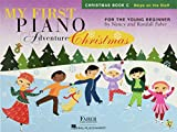 My First Piano Adventure Christmas - Book C: Skips on the Staff (My First Piano Adventures)