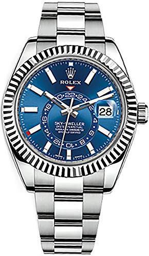 Rolex Sky-Dweller Oyster Automatic Blue Dial Men's Watch 326934BLSO