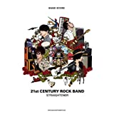 バンド・スコア STRAIGHTENER「21st CENTURY ROCK BAND」