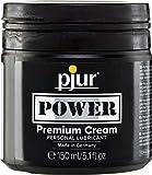 pjur POWER Premium Cream - Fisting Gleitgel mit cremiger Formulierung für extra starken Sex - auch...