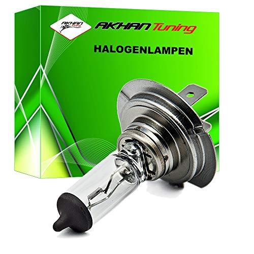 58054 - lampe halogène ampoule ampoule de rechange H7 12V 100W PX26D