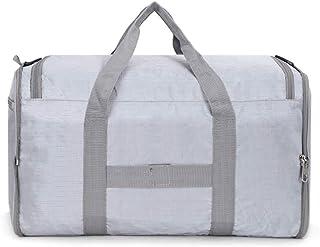 Sturdy Gym Handbag, Waterproof Sports Duffle Handbag Training Handbag with Shoe Compartment, Large Travel Shoulder Tote Handbag for Men, Women and Children. Large Capacity