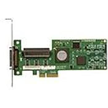 LSI Logic LSI00154 LSI20320IE 1CH U320 SCSI PCI Express 1 Int 1 Ext Channel Lp Leadfree Controller