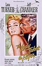 The Lady Takes A Flyer - 1958 - Movie Poster