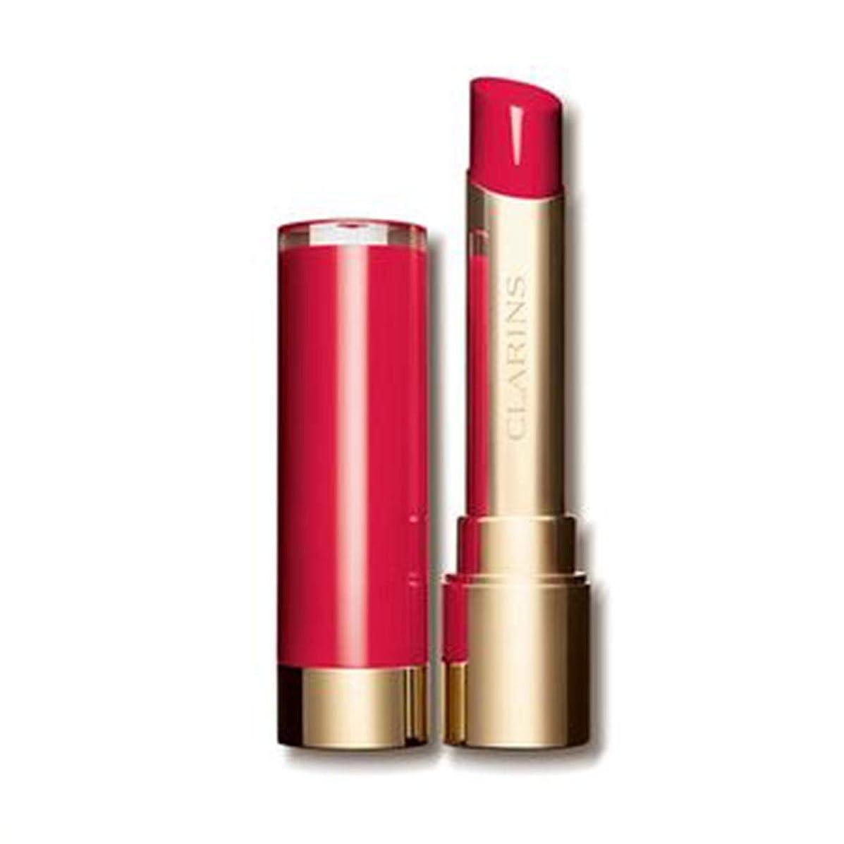 トレイルライバル自信があるクラランス ジョリルージュラッカー # 760L Pink Cranberry