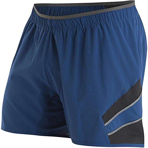 PEARL IZUMI Herren 12,7cm Hosenlänge Pursuit Shorts, Herren, Blue Depths/Black, 1X Groß
