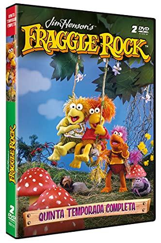 Fraggle Rock Temporada 5 en 2 DVDs 1983 Fraggle Rock (TV Series)