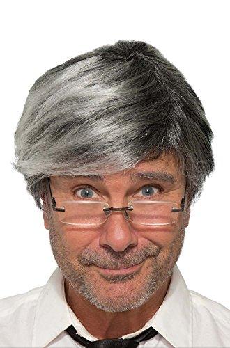 Forum Novelties Men's Wig-Old Man-G…