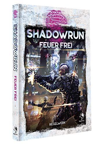 Unbekannt Shadowrun: Feuer frei