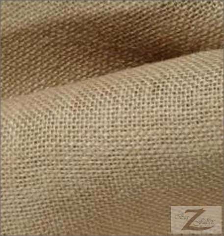 Natural Burlap Fabric-