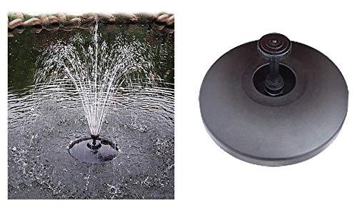 AquaForte schwimmendes Springbrunnen-Set inkl. Pumpe