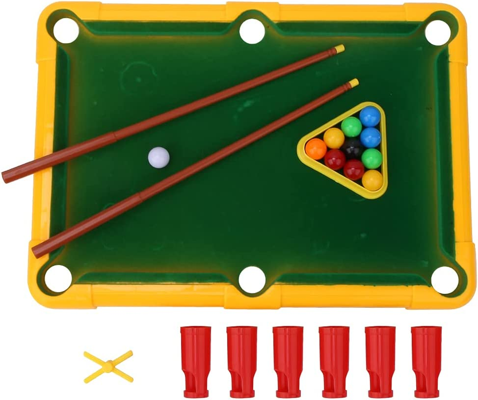 Oreilet Flannel security Dealing full price reduction Countertops Billiards Mini Toy Table